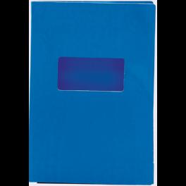 진행문서화일(1개/A4/종이/청색)